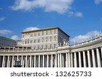 Rome  Italy   March 11  Pope's...