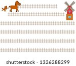 the title frame of the ranch.it ...   Shutterstock .eps vector #1326288299