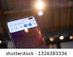 london  february 2019  ...   Shutterstock . vector #1326383336