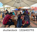 melaka malaysia february 23 ... | Shutterstock . vector #1326403793