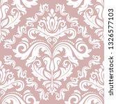 orient vector classic purple...   Shutterstock .eps vector #1326577103
