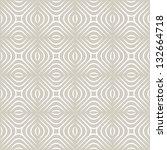 seamless pattern. geometric... | Shutterstock .eps vector #132664718