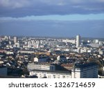 panorama on rennes | Shutterstock . vector #1326714659