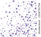 falling stars confetti... | Shutterstock .eps vector #1326731756