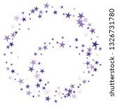 falling stars confetti... | Shutterstock .eps vector #1326731780