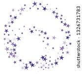 falling stars confetti... | Shutterstock .eps vector #1326731783