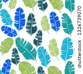 seamless pattern with hand... | Shutterstock . vector #1326739070