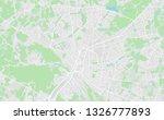 bielefeld  germany printable... | Shutterstock .eps vector #1326777893