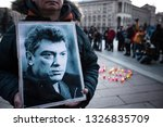memorial evening on the... | Shutterstock . vector #1326835709