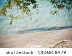beaches of colombia | Shutterstock . vector #1326858479