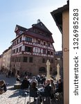 nuremberg  bavaria   germany  ... | Shutterstock . vector #1326985283