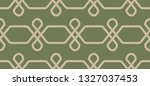 seamless pattern of ropes.... | Shutterstock .eps vector #1327037453