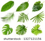 Set Of Different Fresh Tropica...