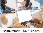 close up of business woman... | Shutterstock . vector #1327165526