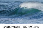 beautful perfect surfing waves... | Shutterstock . vector #1327250849