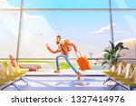 3d illustration. cartoon... | Shutterstock . vector #1327414976