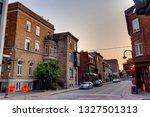 quebec city  canada   september ... | Shutterstock . vector #1327501313