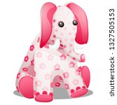 soft toy in the form of an...   Shutterstock .eps vector #1327505153