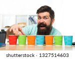 pick one. diversity and... | Shutterstock . vector #1327514603