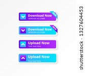 download and upload button with ...