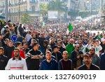 algiers  algeria   march 01...   Shutterstock . vector #1327609019