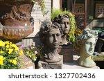 Garden Statue Planters