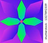 color geometric pattern.... | Shutterstock .eps vector #1327892339