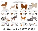 companion and miniature toy... | Shutterstock .eps vector #1327930379