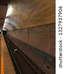 Small photo of subway station tunnel