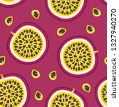vector seamless pattern with... | Shutterstock .eps vector #1327940270