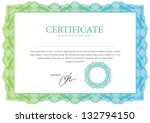 template that is used in... | Shutterstock .eps vector #132794150