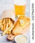 Traditional British Fish And...
