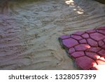 cobbles. stone road pattern.   Shutterstock . vector #1328057399