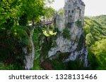 road trip in may lichtenstein...   Shutterstock . vector #1328131466