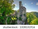 road trip in may lichtenstein...   Shutterstock . vector #1328131916