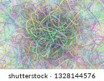 abstract virtual backdrop messy ... | Shutterstock . vector #1328144576