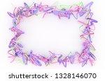 cgi composition  string... | Shutterstock . vector #1328146070