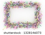 cgi composition  string... | Shutterstock . vector #1328146073
