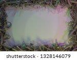 cgi composition  string... | Shutterstock . vector #1328146079