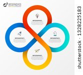 infographic design template....   Shutterstock .eps vector #1328225183