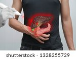 medical concept therapeutic... | Shutterstock . vector #1328255729