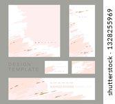 design templates. invitation.... | Shutterstock .eps vector #1328255969