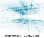 digital perspectives series.... | Shutterstock . vector #132829406