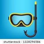creative vector illustration of ... | Shutterstock .eps vector #1328296586