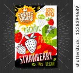 food labels stickers set... | Shutterstock .eps vector #1328394689