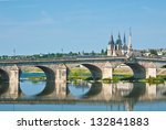 Old Bridge In Blois  Valley Of...