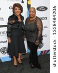 Small photo of LOS ANGELES - FEB 21: Maxine Waters and Karen Waters arrives for the Essence Celebrates Black Women in Hollywood on February 21, 2019 in Beverly Hills, CA