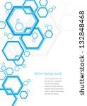 technical background | Shutterstock .eps vector #132848468