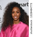 Small photo of LOS ANGELES - FEB 21: Kelly Rowland arrives for the Essence Celebrates Black Women in Hollywood on February 21, 2019 in Beverly Hills, CA