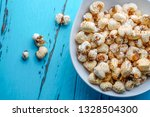 a bunch of popcorn | Shutterstock . vector #1328504300
